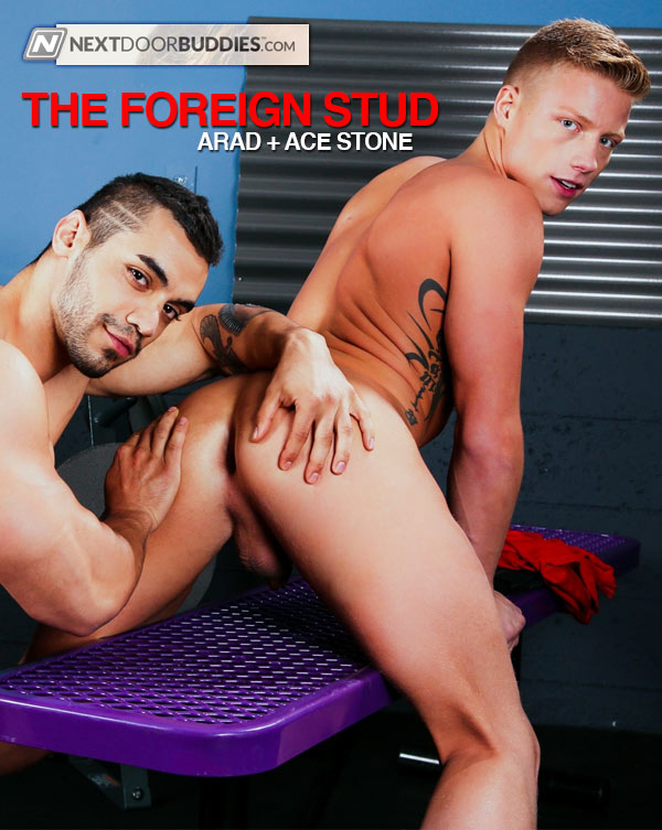 The Foreign Stud (Arad Winwin & Ace Stone) at Next Door Buddies