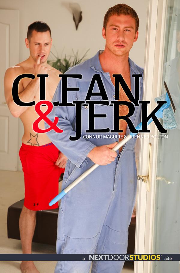 Clean & Jerk (Connor Maguire & Brenner Bolton) at Next Door Buddies
