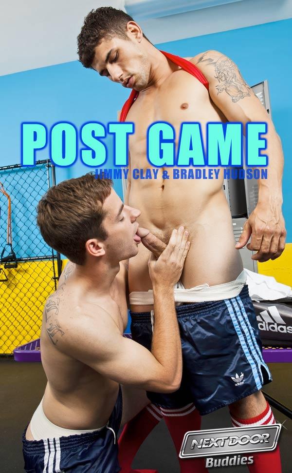 Post Game (Jimmy Clay & Bradley Hudson) at Next Door Buddies
