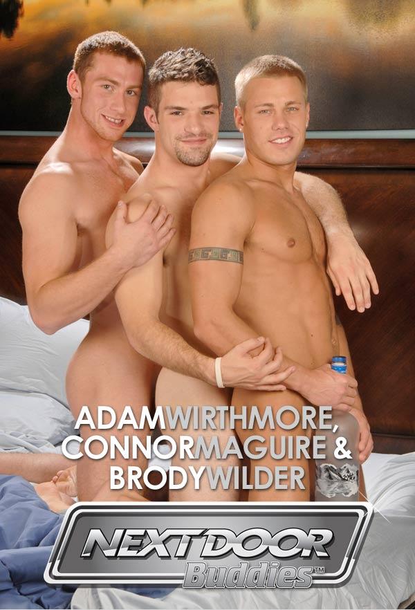Best Friends Do It Best (Adam Wirthmore, Connor Maguire & Brody Wilder) at Next Door Buddies