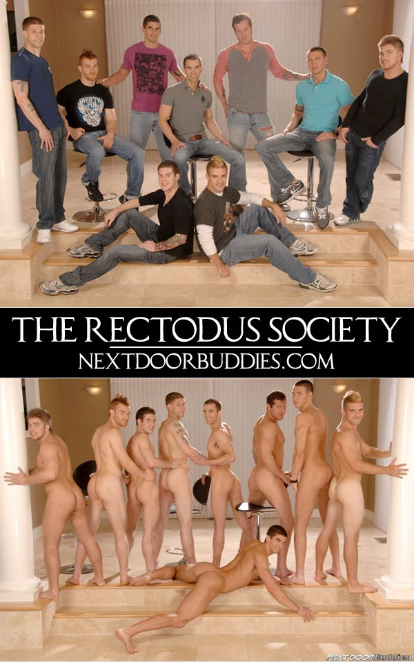 The Rectodus Society at Next Door Buddies