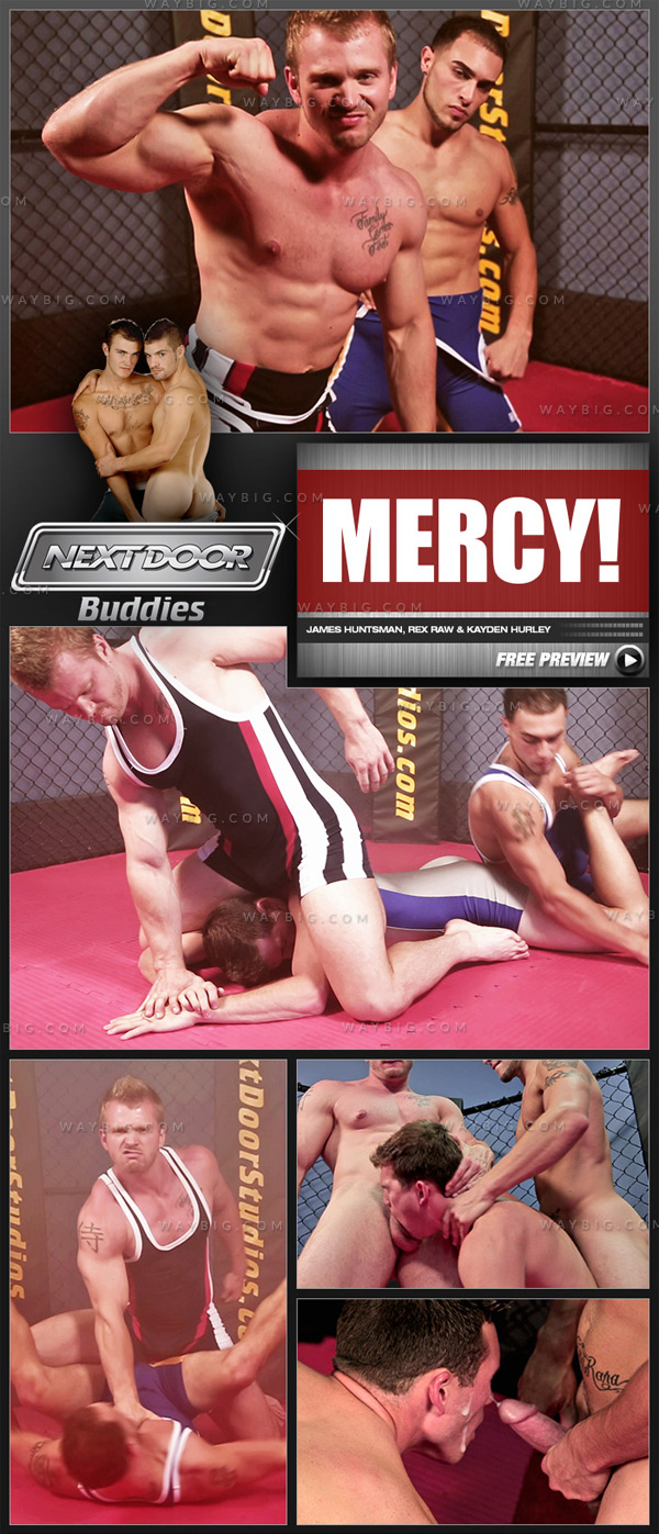 MERCY! (James Huntsman, Rex Raw & Kayden Hurley) at Next Door Buddies