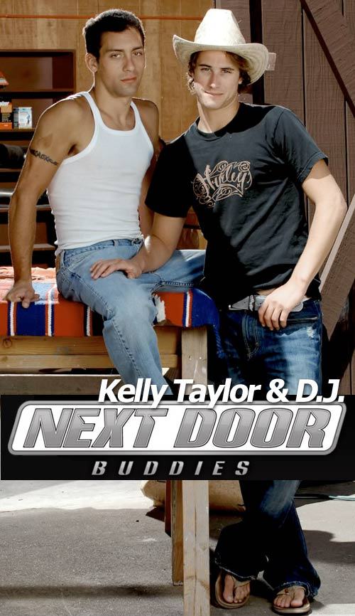 Kelly Taylor & D.J. at Next Door Buddies