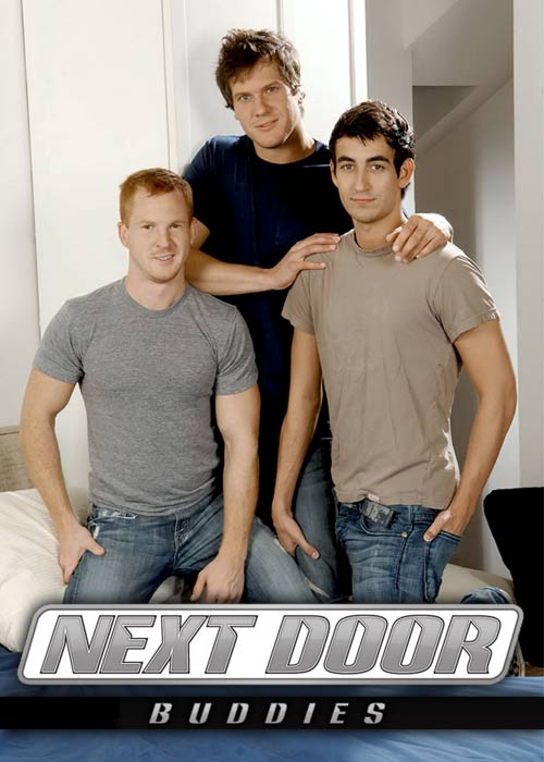 Jeremy Fox, Blu Kennedy & Parker London at Next Door Buddies