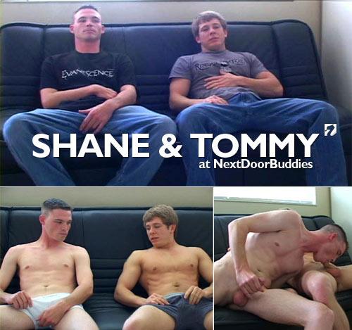 Shane and Tommy at NextDoorBuddies