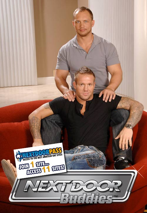 John Magnum & Bo Dean at Next Door Buddies