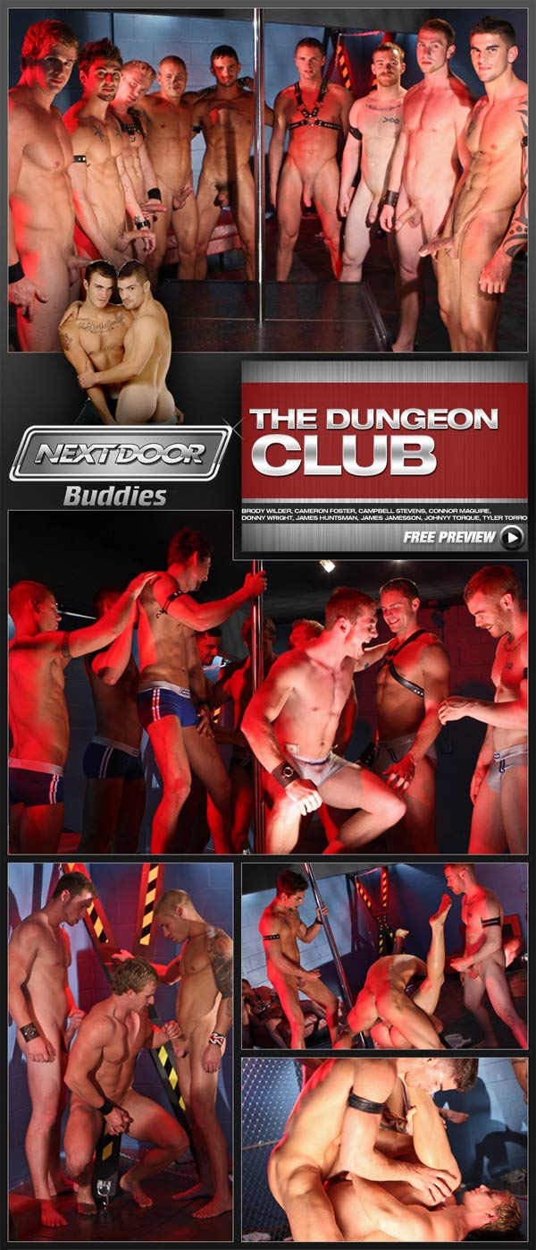 The Dungeon Club at Next Door Buddies