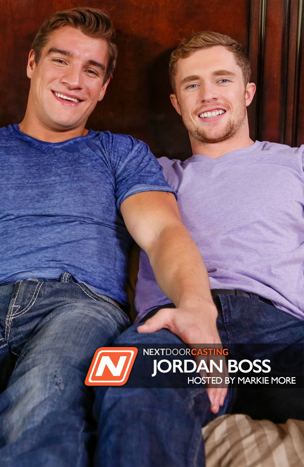 Casting Audition: Jordan Boss (with Markie More) at Next Door Casting