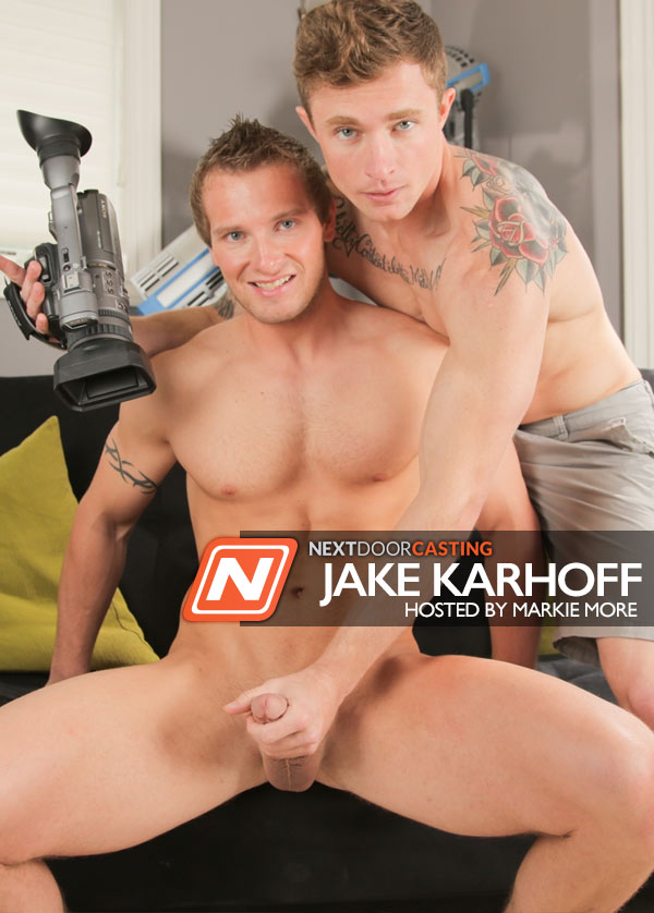 Buddies Casting: Jake Karhoff (Hosted by Markie More) at Next Door World