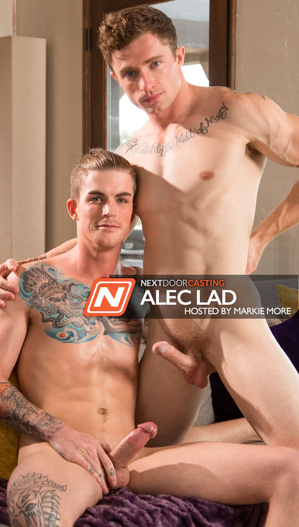 Buddies Audition: Alec Lad (with Markie More) at Next Door Casting