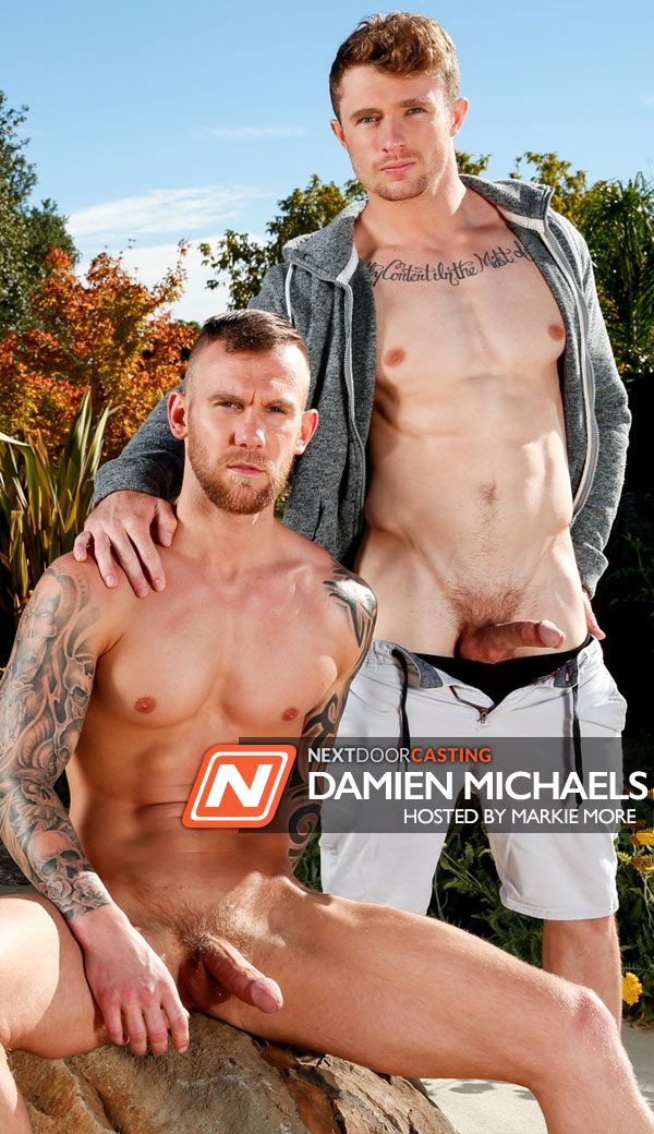 Casting Audition: Damien Michaels (with Markie More) at Next Door Casting