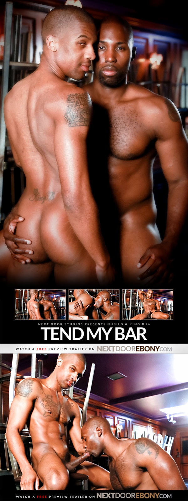 Tend My Bar (Nubius & King B) at NextDoorEbony