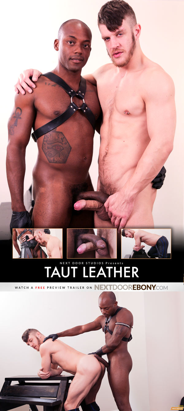 Taut Leather (Osiris Blade & Caleb King) at NextDoorEbony