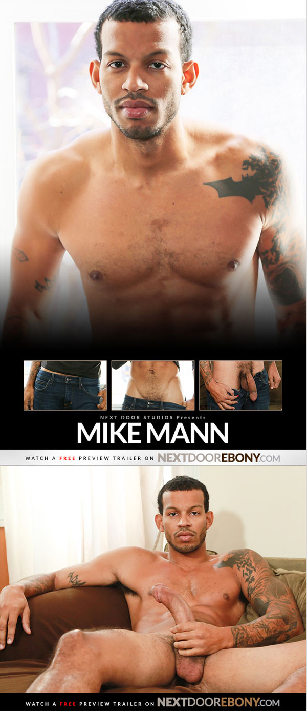 Mike Mann at NextDoorEbony