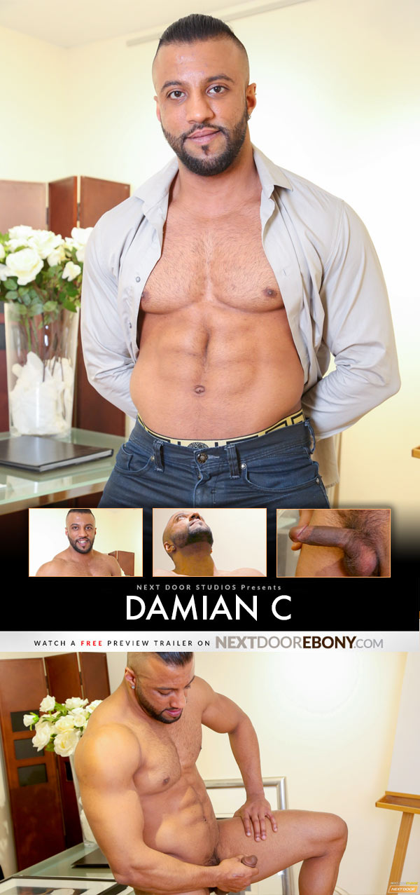 Damien C. at NextDoorEbony
