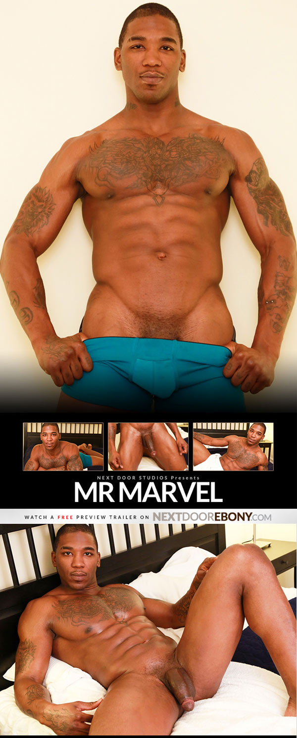 Mr. Marvel at NextDoorEbony