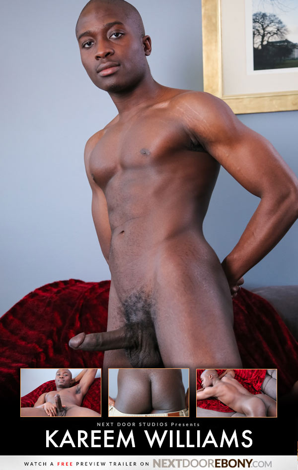 Kareem Williams at NextDoorEbony