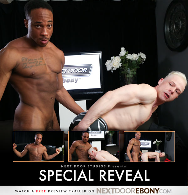 Special Reveal (Trent King Fucks Ryan Russell) at NextDoorEbony