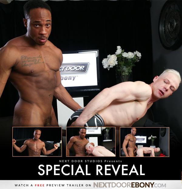 Special Reveal (Trent King Fucks Ryan Russell) at NextDoorEbony