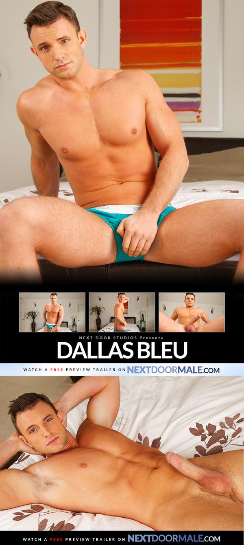 Dallas Bleu at Next Door Male