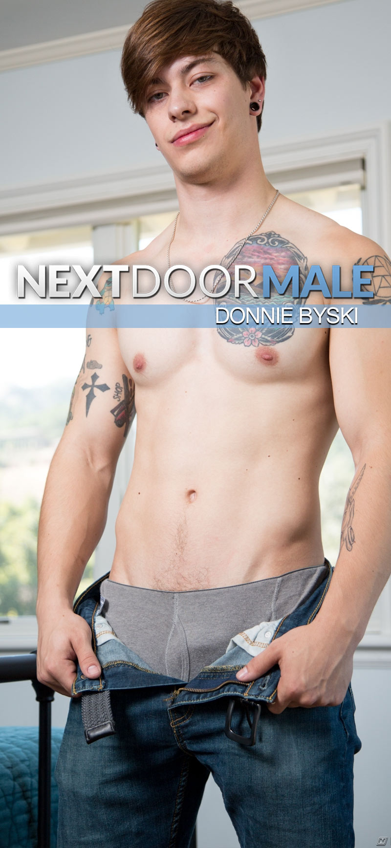 Donnie Byski at Next Door Male