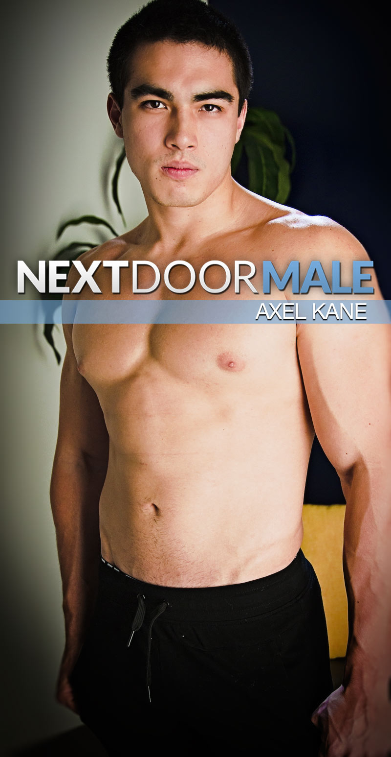 Axel Kane at Next Door Male