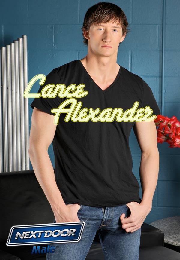 Lance Alexander (Solo) at Next Door Male