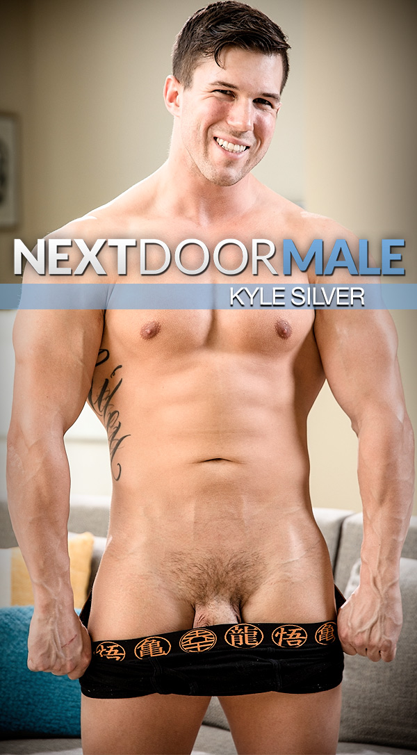 Kyle Silver at Next Door Male