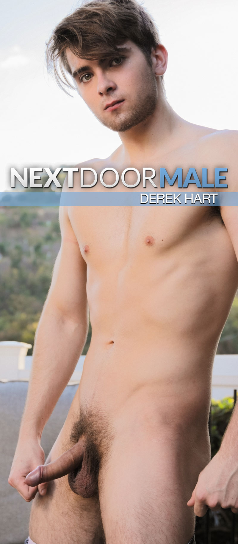 Derek Hart at Next Door Male