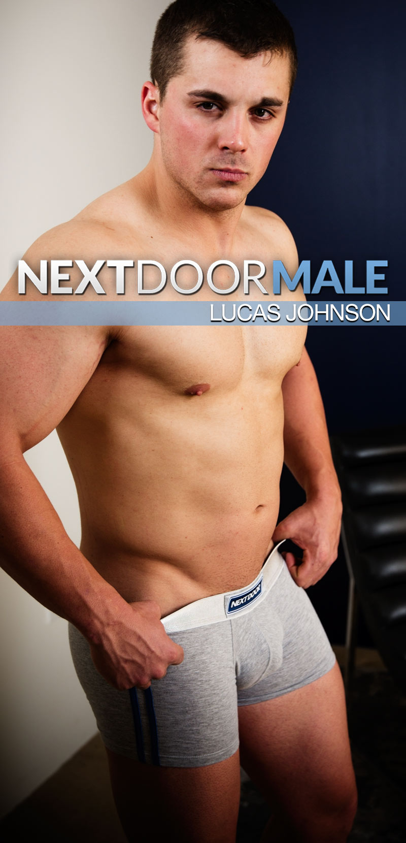 Lucas Johnson at Next Door Male
