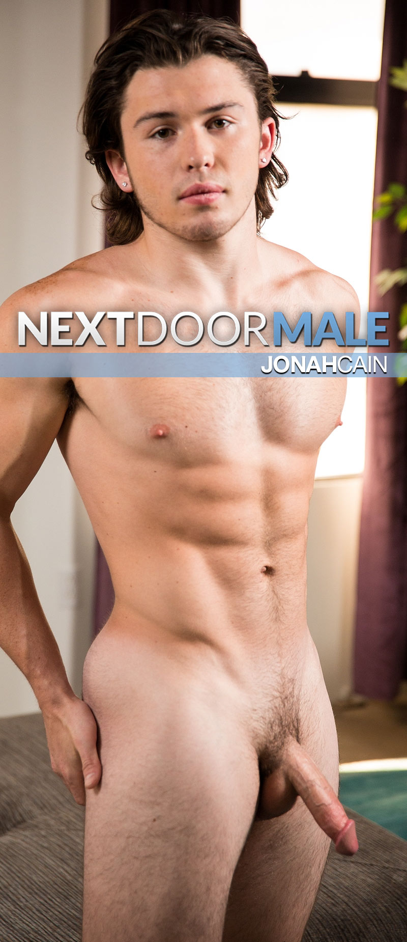 Jonah Cain at Next Door Male