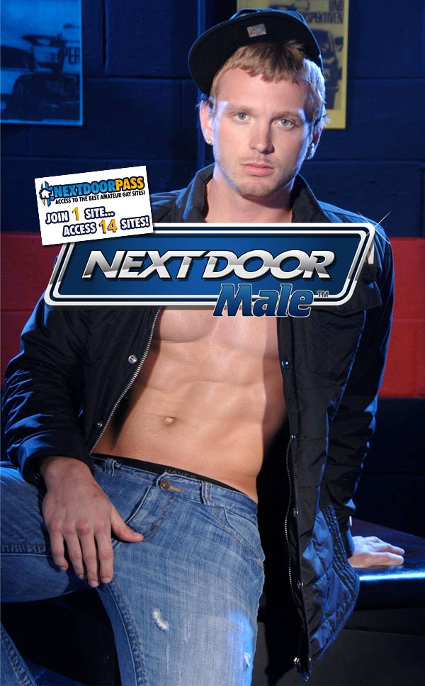 James Huntsman (Flex Jack) at Next Door Male