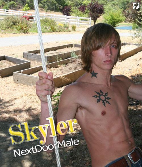 Skyler at Next Door Male