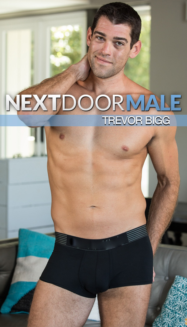 Trevor Bigg at Next Door Male