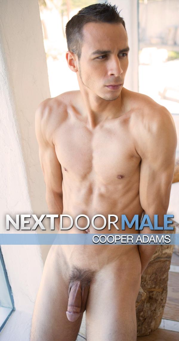 Cooper Adams at Next Door Male