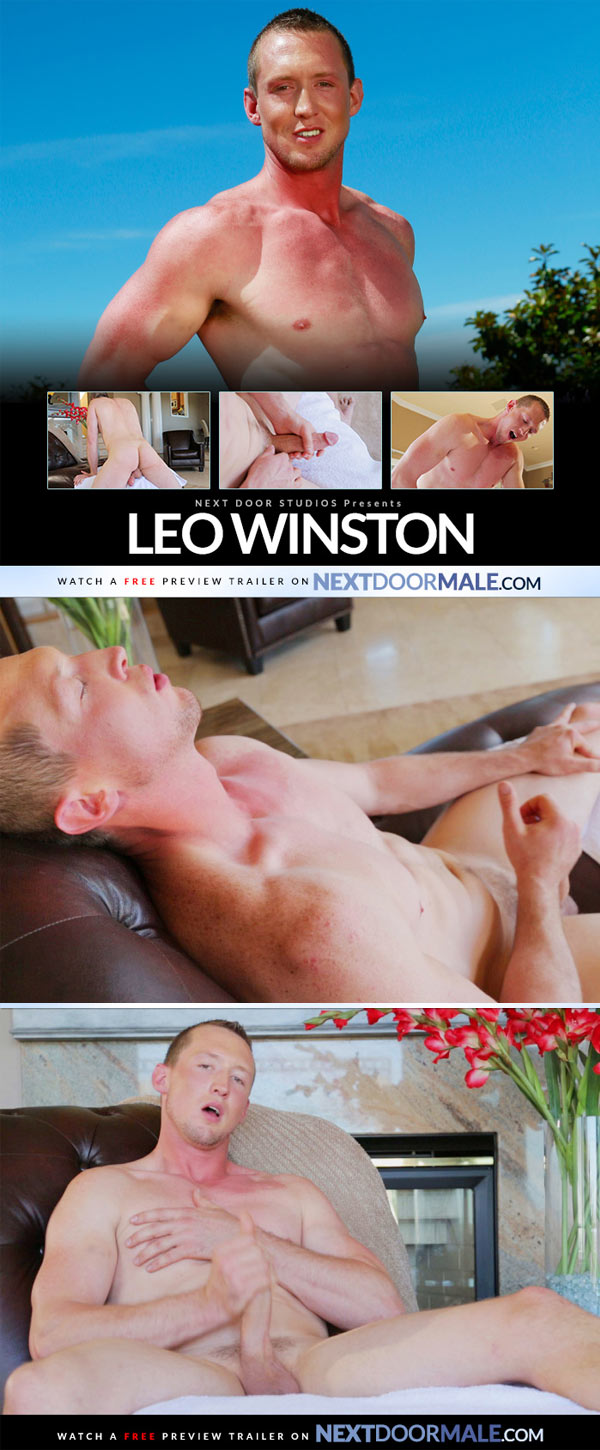 Leo Winston at Next Door Male
