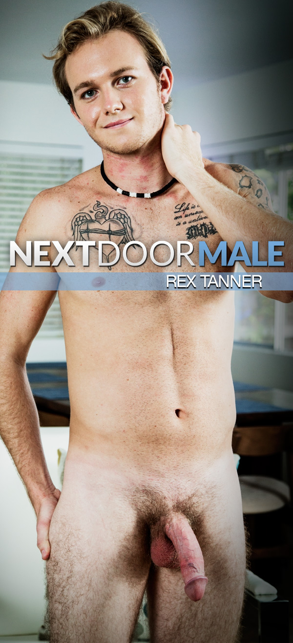 Rex Tanner at Next Door Male