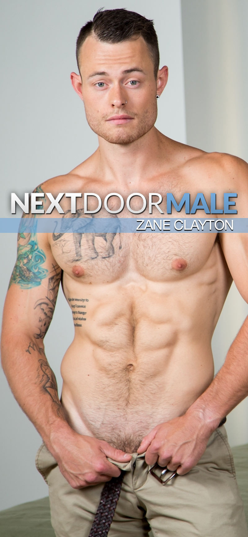 Zane Clayton at Next Door Male
