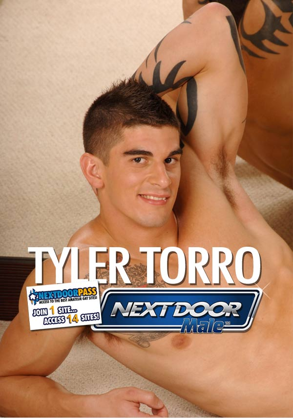 Tyler Torro at Next Door Male