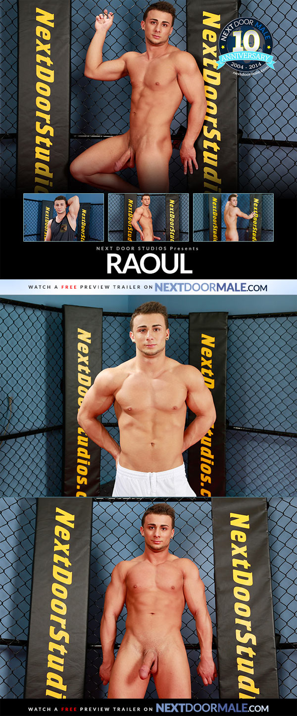 Raoul at Next Door Male