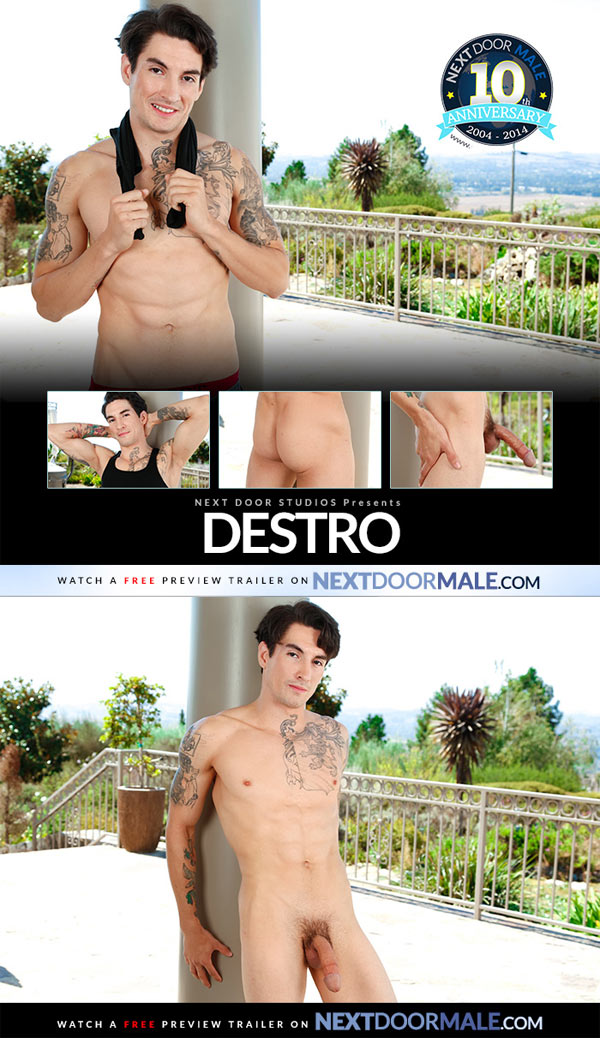 Destro at Next Door Male