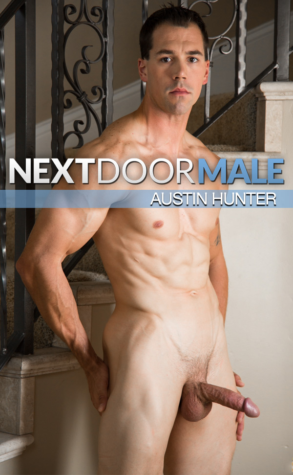 Austin Hunter at Next Door Male