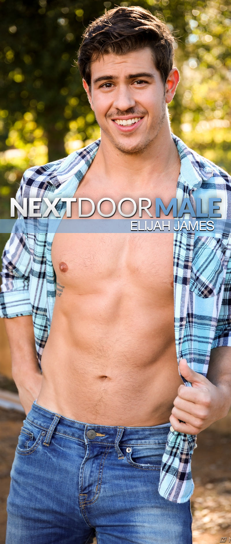 Elijah James at Next Door Male