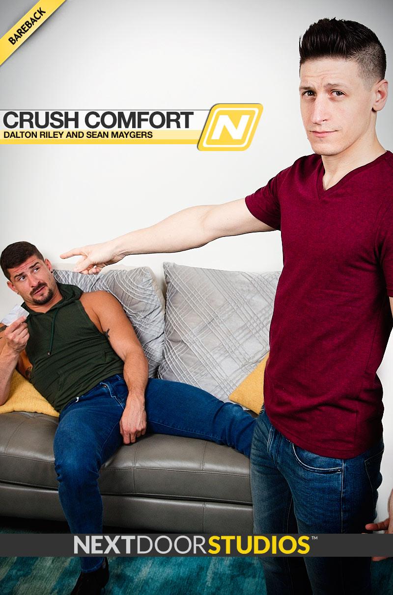 Crush Comfort (Sean Maygers and Dalton Riley Flip-Fuck) (Bareback) at Next Door Studios