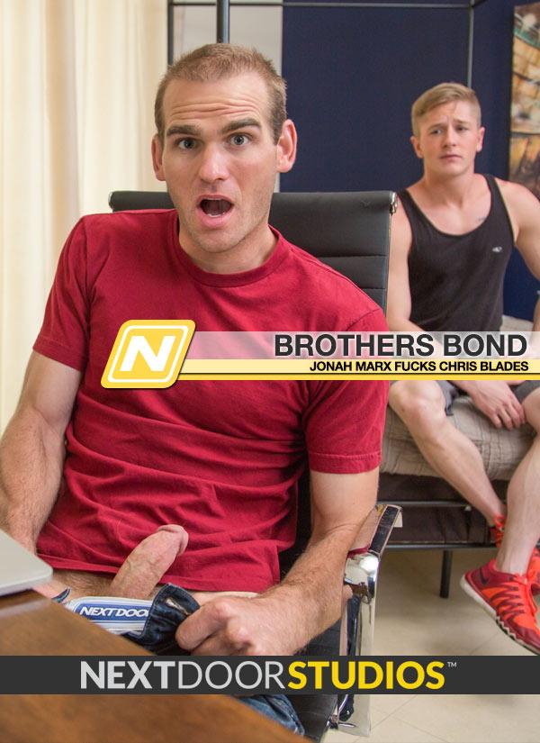 Brothers Bond (Jonah Marx Fucks Chris Blades at Next Door Studios