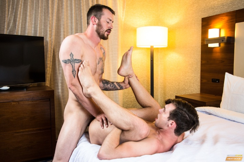 Call Me Daddy (Mark Long Fucks Christian Bay) at Next Door Studios