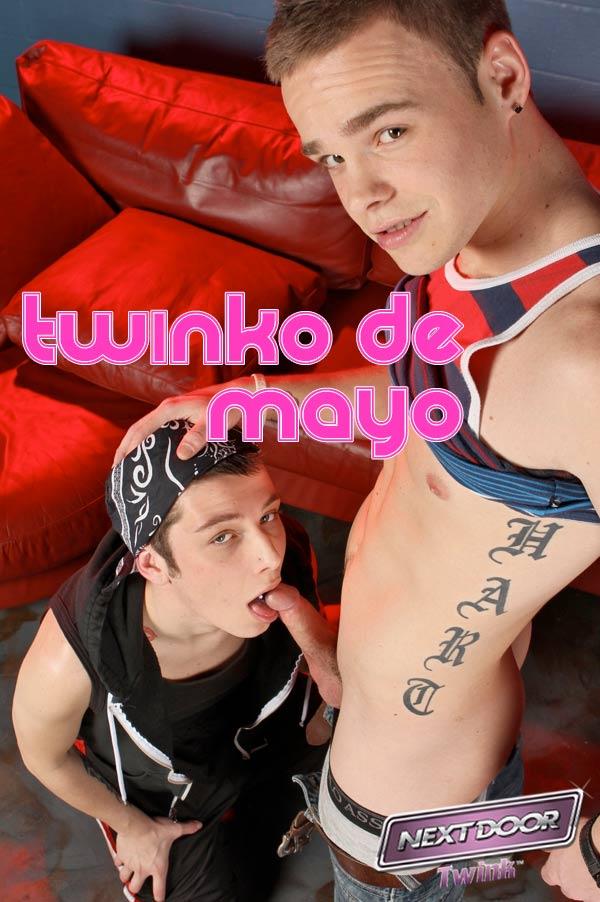 Twinko De Mayo (Joey Hard & Blake Carnage) at Next Door Twink