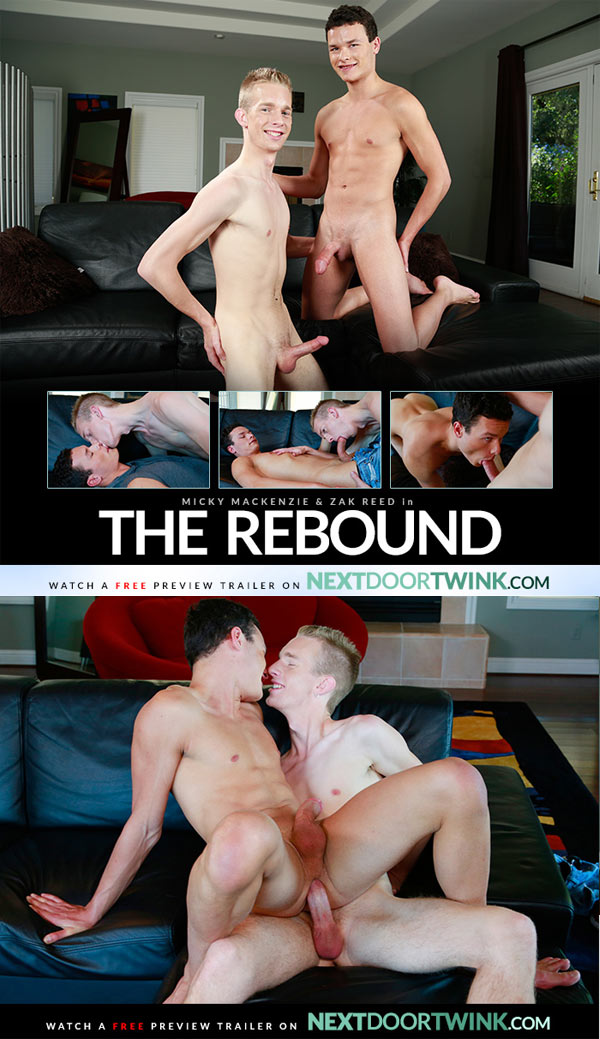 The Rebound (Micky Mackenzie & Zak Reed) at Next Door Twink