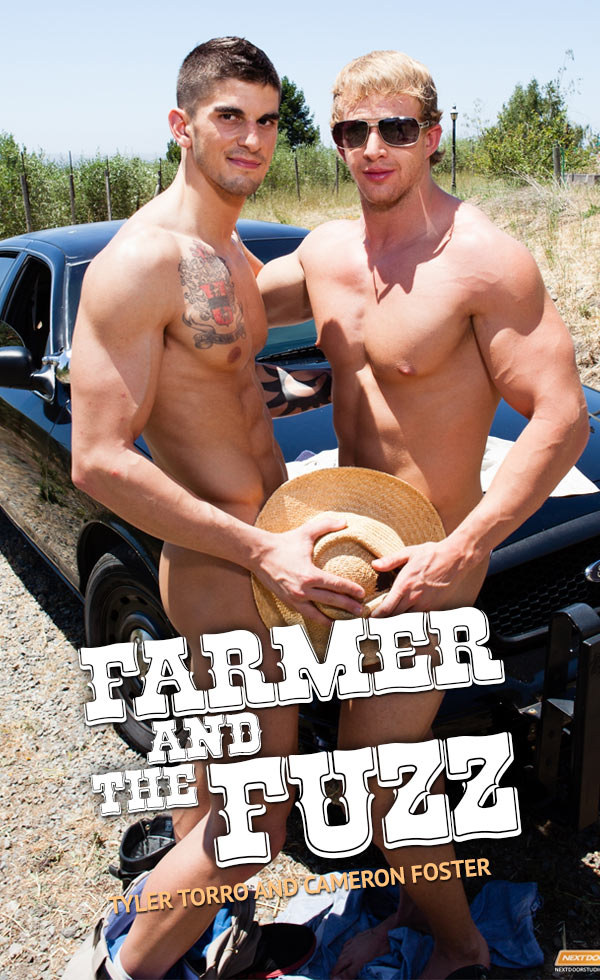 Farmer and the Fuzz (Tyler Torro and Cameron Foster) at Next Door World