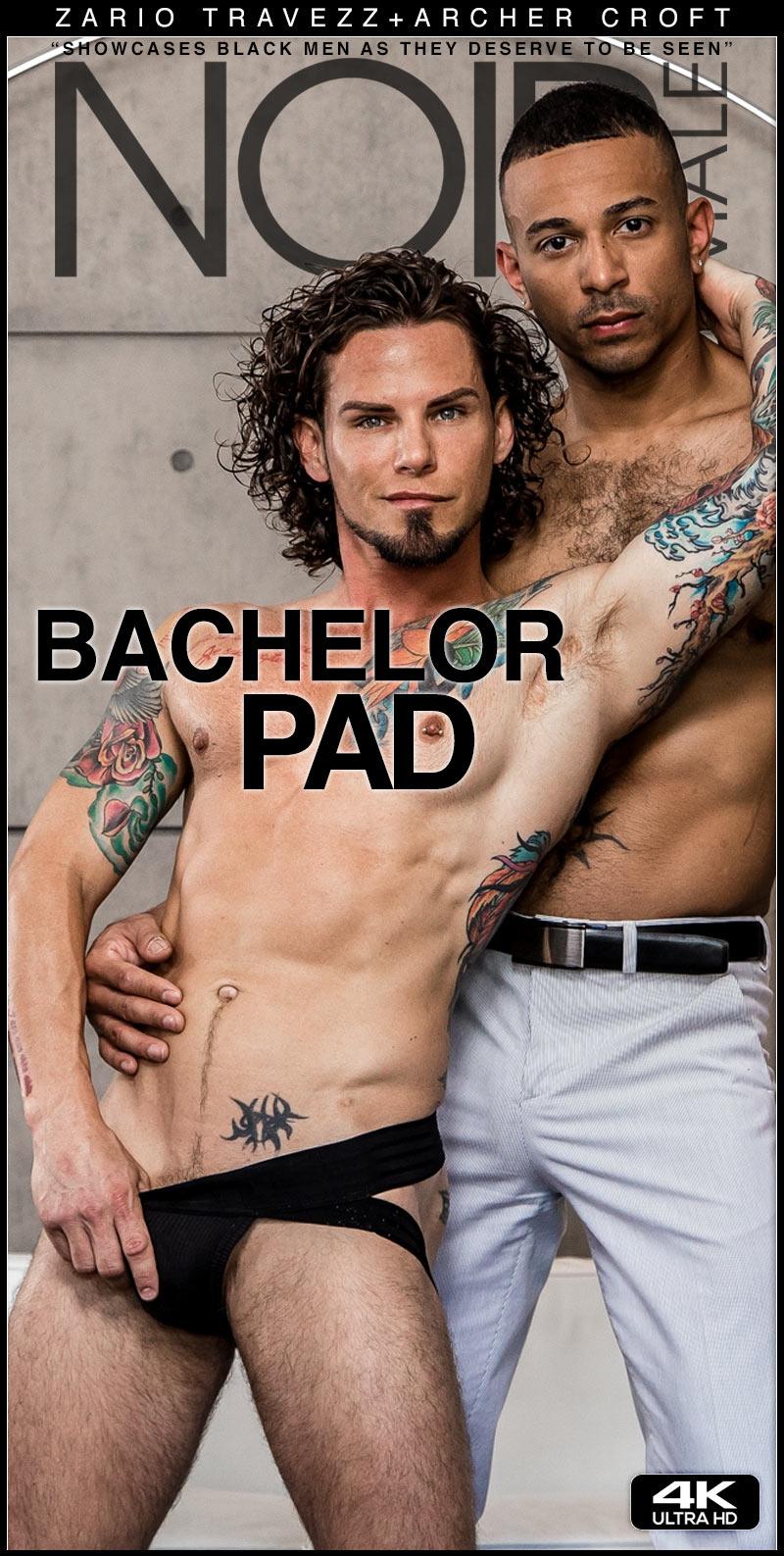 Bachelor Pad (Zario Travezz Fucks Archer Croft) at Noir Male